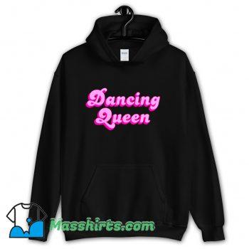 Vintage Dancing Queen Hoodie Streetwear