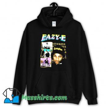 Eazy E American Rapper Hoodie Streetwear