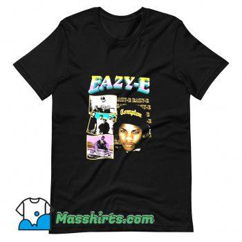 Eazy E American Rapper T Shirt Design