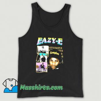 Funny Eazy E American Rapper Tank Top