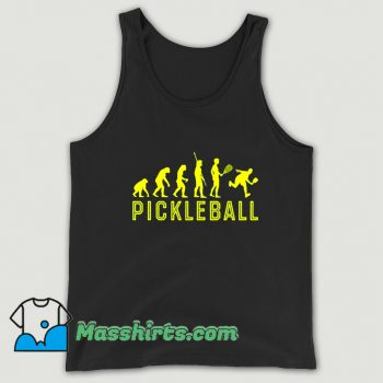Evolution Of Pickleball Tank Top