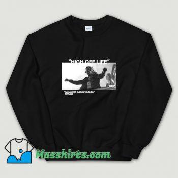 Future High Off Life Album Sweatshirt On Sale