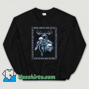 Vintage Ithaqua Icon Azhmodai 2020 Sweatshirt