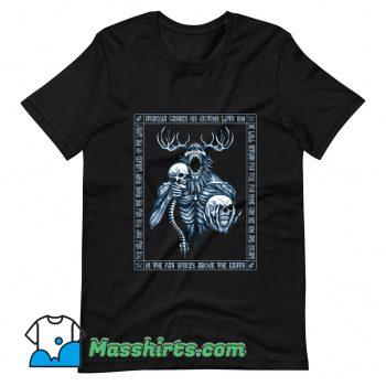 Cool Ithaqua Icon Azhmodai 2020 T Shirt Design