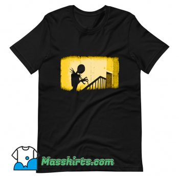 Cute Jackferatu Horror T Shirt Design