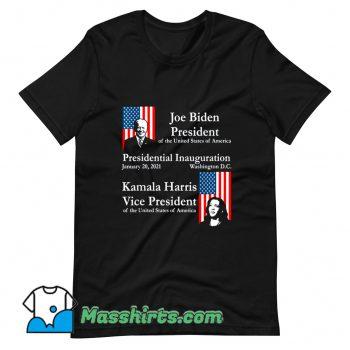 Funny Joe Biden Kamala Harris 2021 T Shirt Design