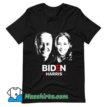 Vintage Joe Biden and Kamala Harris VP 2020 T Shirt Design