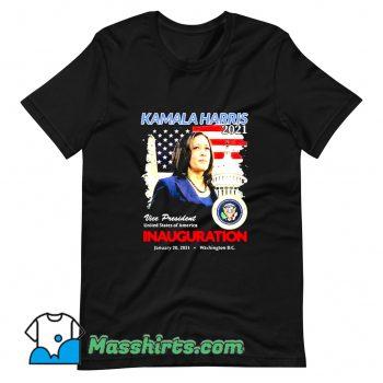 Kamala Harris Inauguration 2021 T Shirt Design