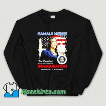 Kamala Harris Inauguration 2021 Sweatshirt On Sale