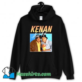 Cheap Kenan and Kel 90s TV Hoodie Streetwear