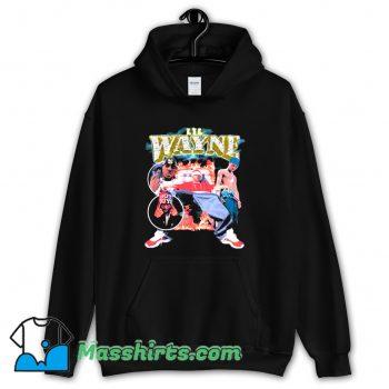 Classic Lil Wayne 90s Rap Hoodie Streetwear