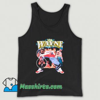 Vintage Lil Wayne 90s Rap Tank Top