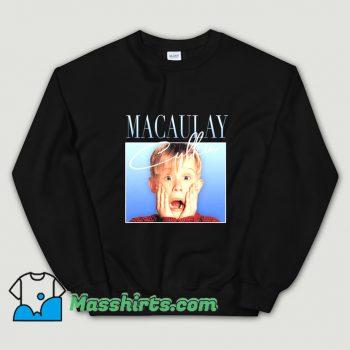 MacauMacaulay Culkin Home Alone Movies Sweatshirtlay Culkin Home Alone 90s Movies3
