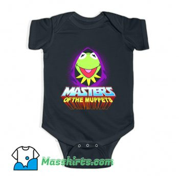 Masters Of The Muppets Baby Onesie