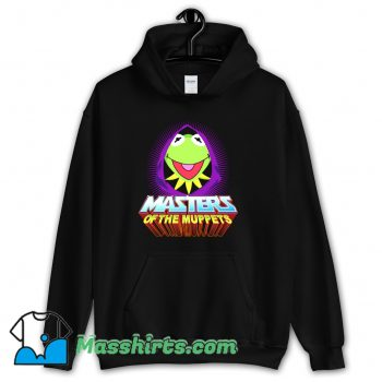 Masters Of The Muppets Hoodie Streetwear