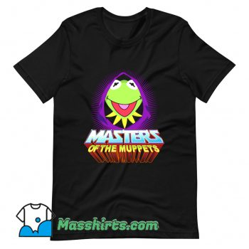 Masters Of The Muppets T Shirt Design