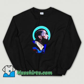 Nipsey Hussle American Rapper Sweatshirt