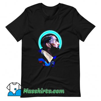 Nipsey Hussle American Rapper T Shirt Design