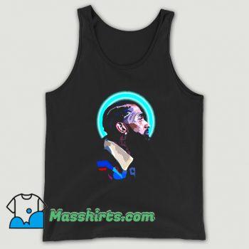 Nipsey Hussle American Rapper Tank Top
