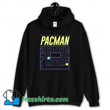 Pac-Man Gaming 80s Retro Hoodie Streetwear