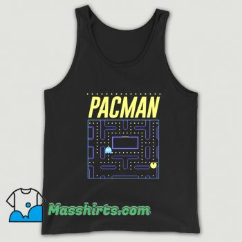 Pac-Man Gaming 80s Retro Tank Top
