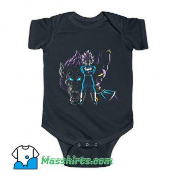 Prince Of Destruction Baby Onesie