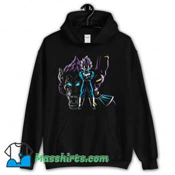 Classic Prince Of Destruction Hoodie Streetwear