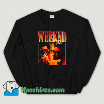 Cheap Rapper The Weeknd Save Your Tear Sweatshirt