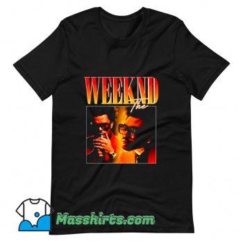 Original Rapper The Weeknd Save Your Tear T Shirt Design
