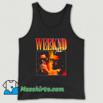 Awesome Rapper The Weeknd Save Your Tear Tank Top