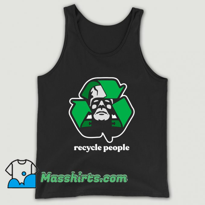 Classic Horror Recycle People Tank Top