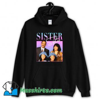 Vintage Sister 90s TV Hoodie Streetwear
