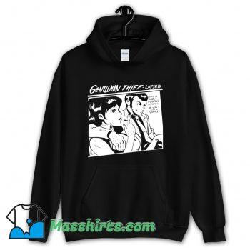 Anime Sonic Thief Dark Hoodie Streetwear