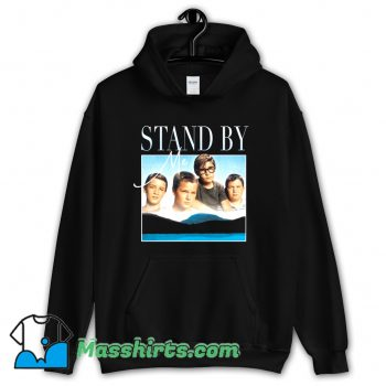 Cool Stand By Me 80s Movie Hoodie Streetwear