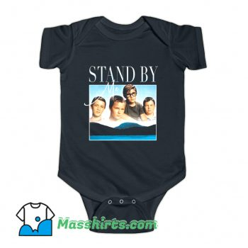 Stand By Me 80s Movie Baby Onesie