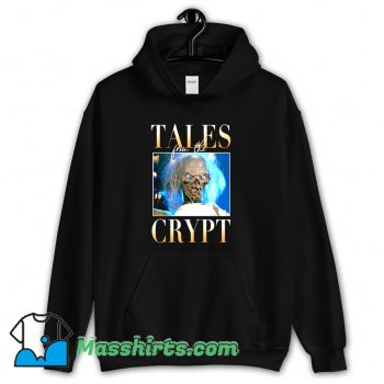 Tales From The Crypt 90s TV Hoodie Streetwear