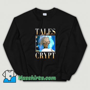 Vintage Tales From The Crypt 90s TV Sweatshirt