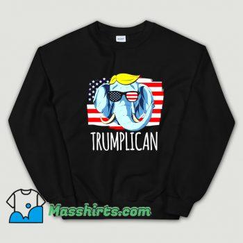 Cool Trumplican Donald Trump Sweatshirt