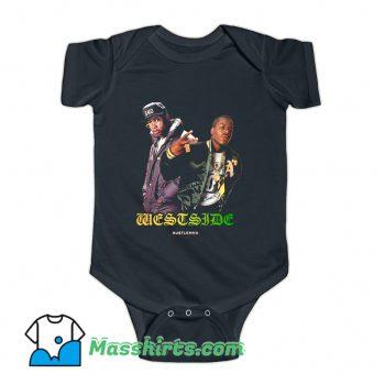 Westside E-40 Rapper Baby Onesie