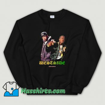 Westside E-40 Rapper Sweatshirt