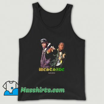 Westside E-40 Rapper Tank Top