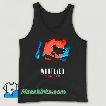 Original Whatever The Fuckk I Want Tank Top
