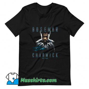 Rip Chadwick Boseman Black Panther T Shirt Design