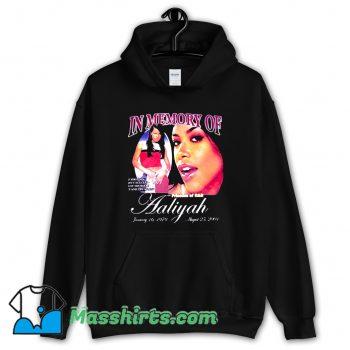 Aaliyah In Memory Princess R&B Hoodie Streetwear