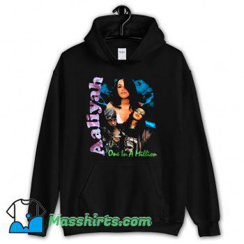 Aaliyah OCool Aaliyah One In A Milion Hoodie Streetwearne In A Milionw