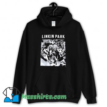 Cool Amplified Linkin Park Hoodie Streetwear