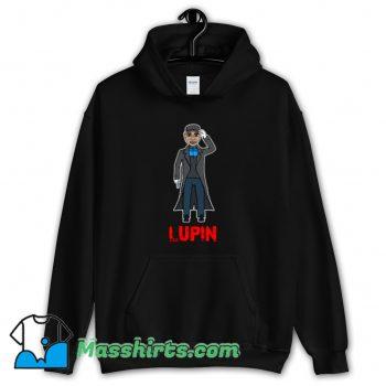 Original Assane Diop Lupin Hoodie Streetwear