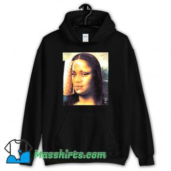 Vintage Beyonce Face Girls Hoodie Streetwear