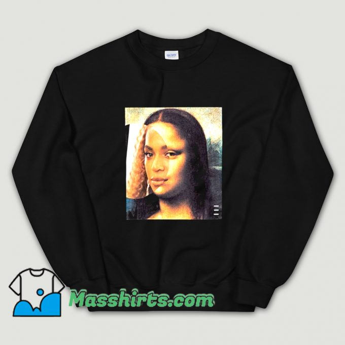 Beyonce Face Girls Sweatshirt