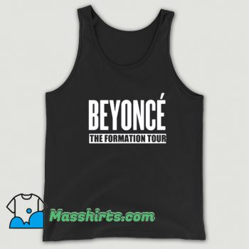 Beyonce The Formation World Tour Tank Top